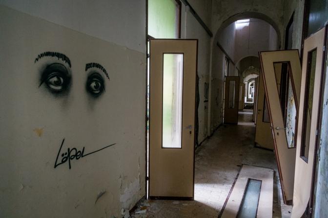 Volterra, ex ospedale psichiatrico